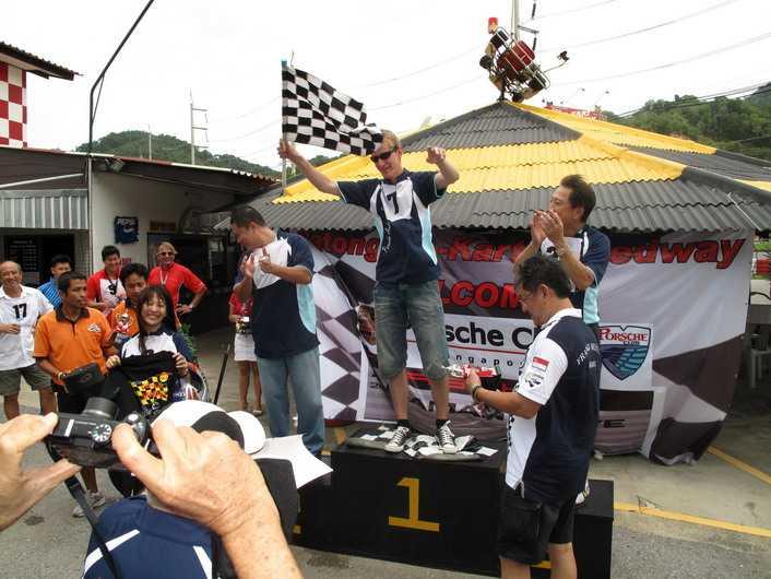Mini Grand Prix Events at Gokart Speedway, Phuket