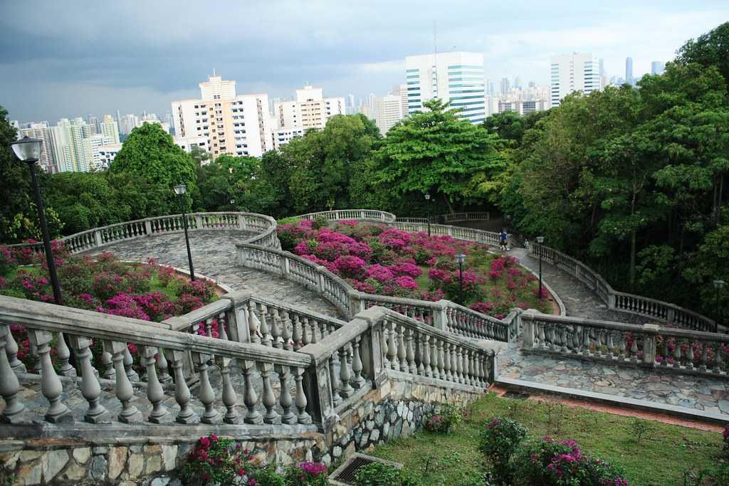 Telok Blangah Hill Park Singapore