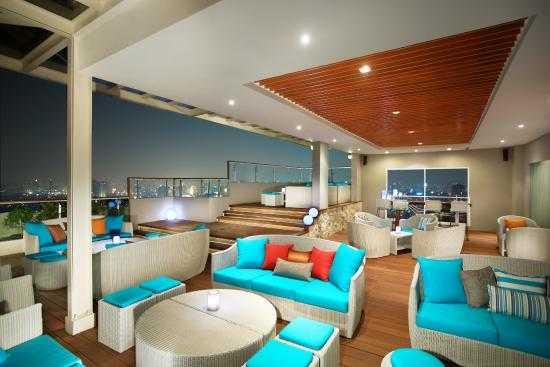 33-Degree Skybridge, Rooftop Bars in Jakarta