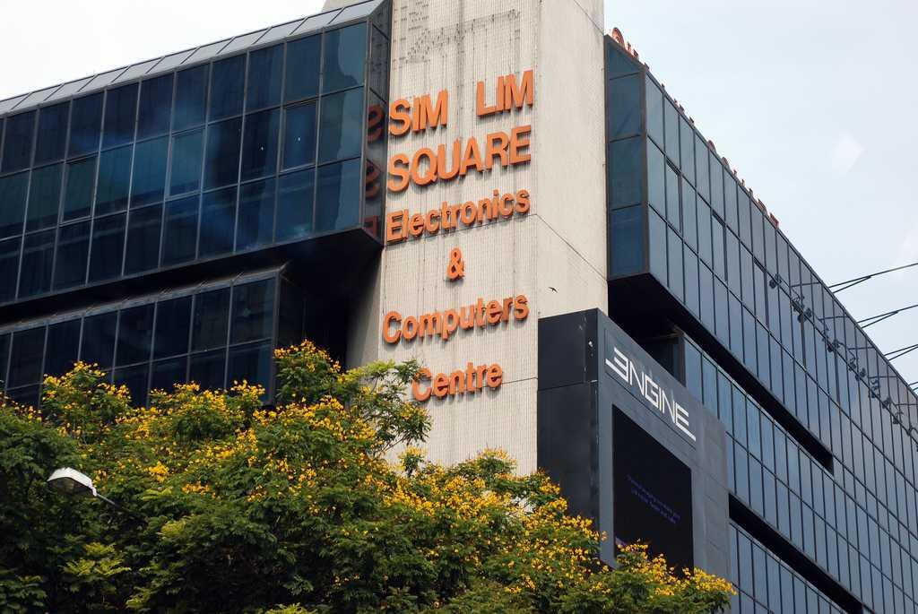 Sim Lim Square Singapore