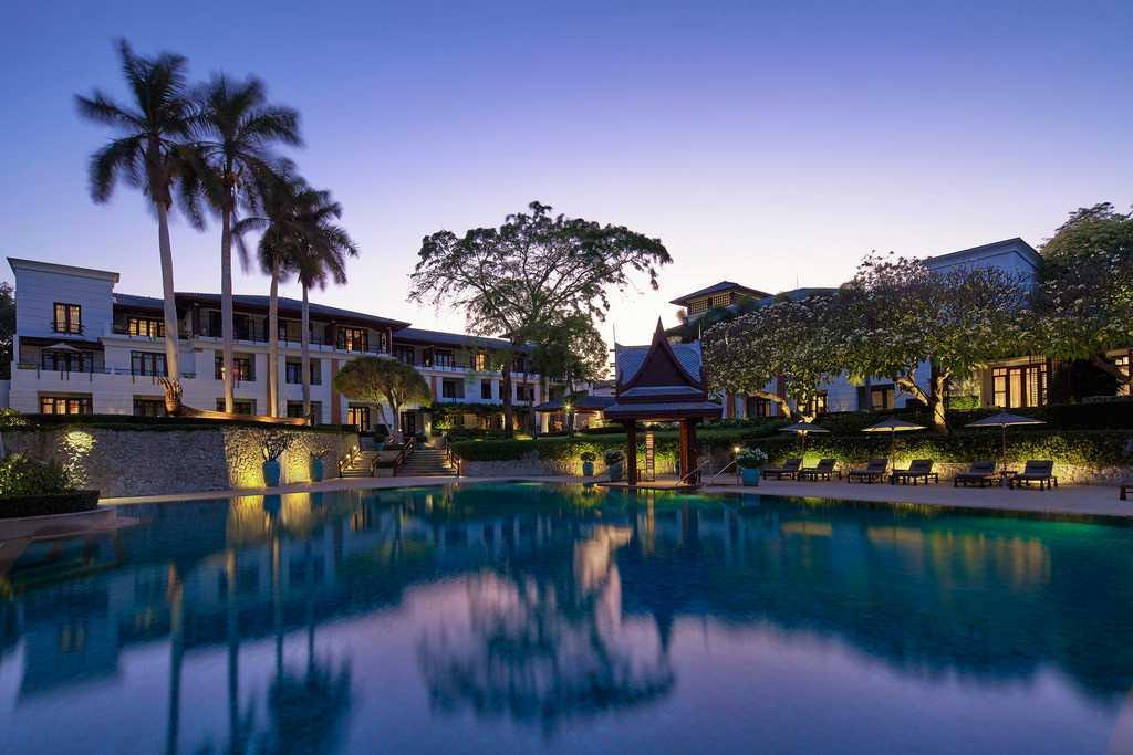 Chiva Som, health retreat in Thailand