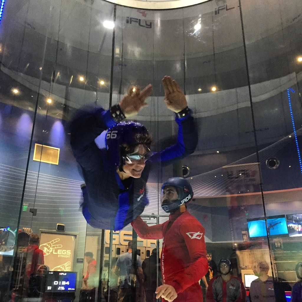 Indoor Skydiving in Malaysia