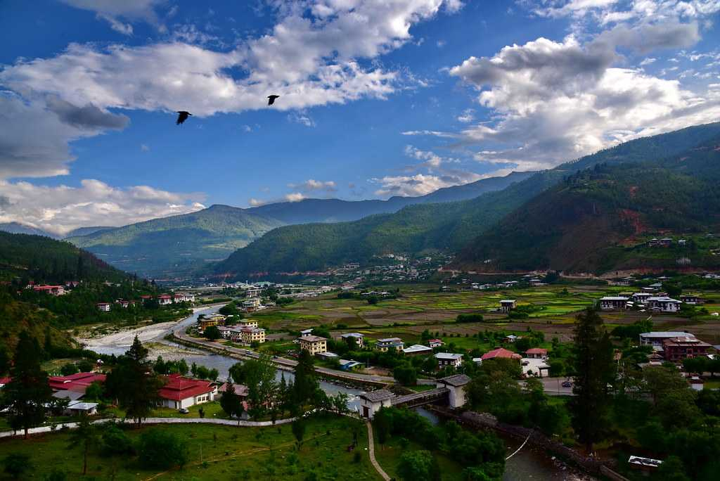 Bhutan in September