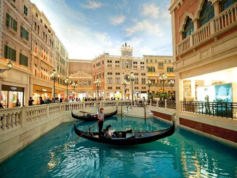 The Venetia Macao