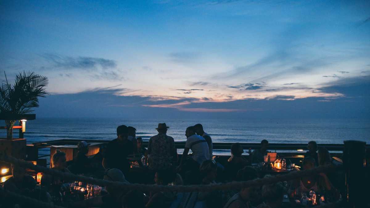 Nightlife in Indonesia