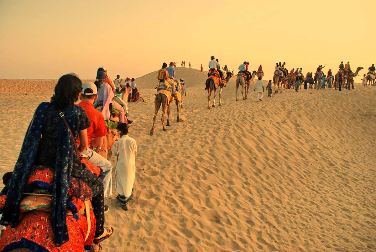 Camel Treks, Festivals in India
