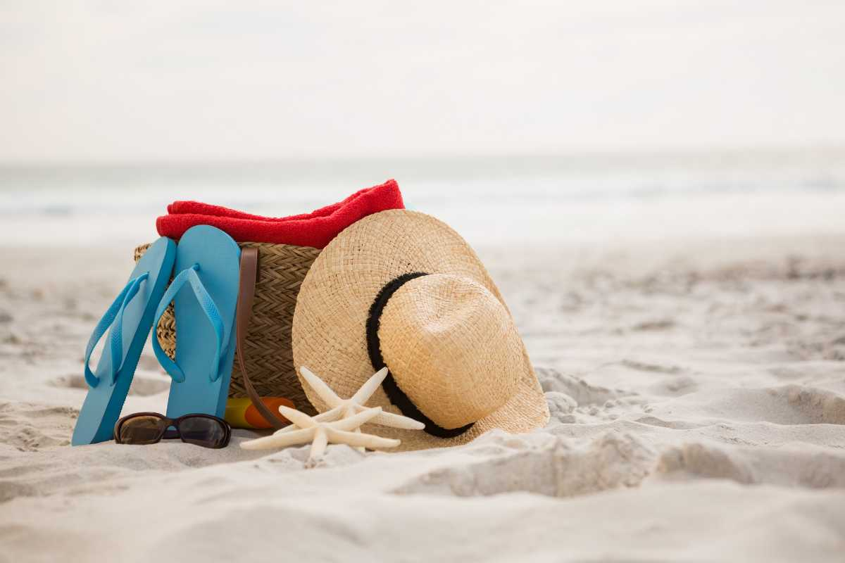 Beach Kit for Maldives