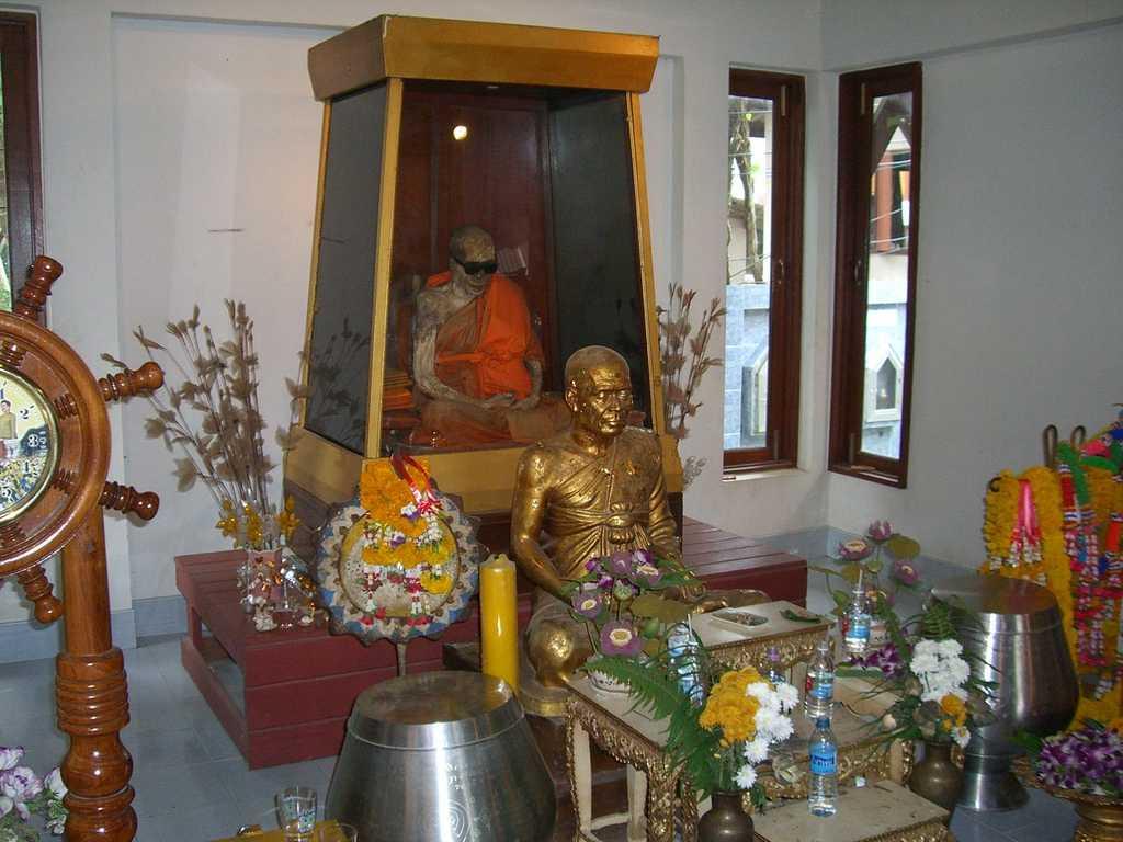 Mummified Monk, Free things to do in Koh Samui
