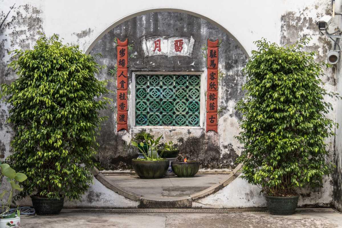 Mandarin in Macau