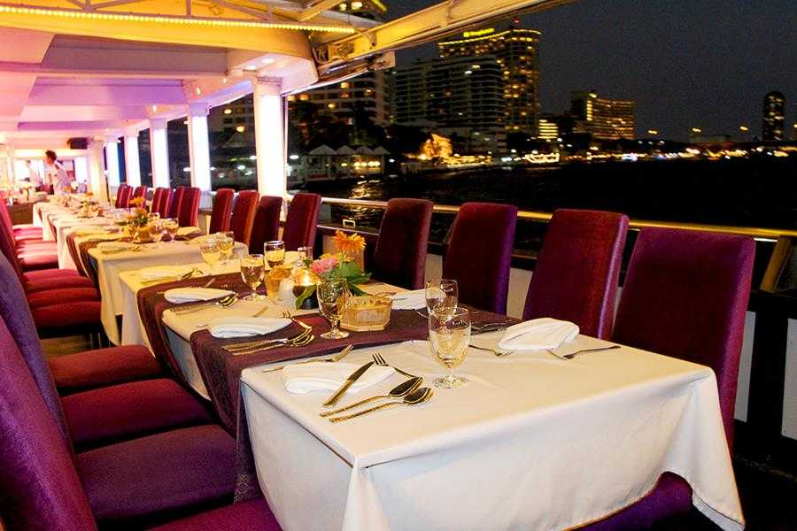 Chaophraya Cruise, Dinner Cruises in Bangkok