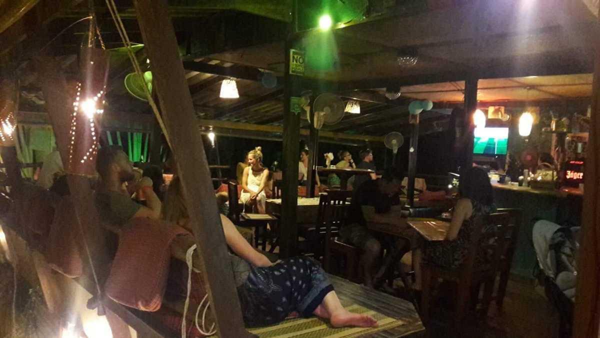 Rasta Baby Restaurant and Bar, Nightlife in Koh Phangan
