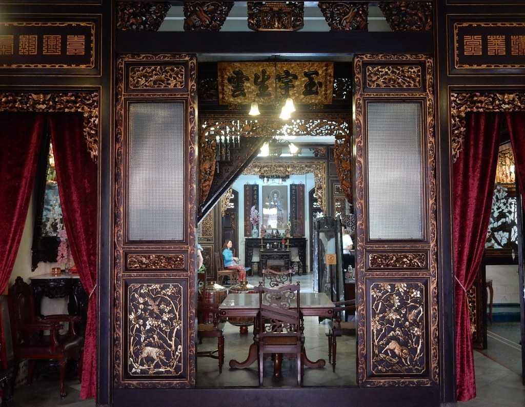 Baba Nyonya Heritage Museum, Melaka