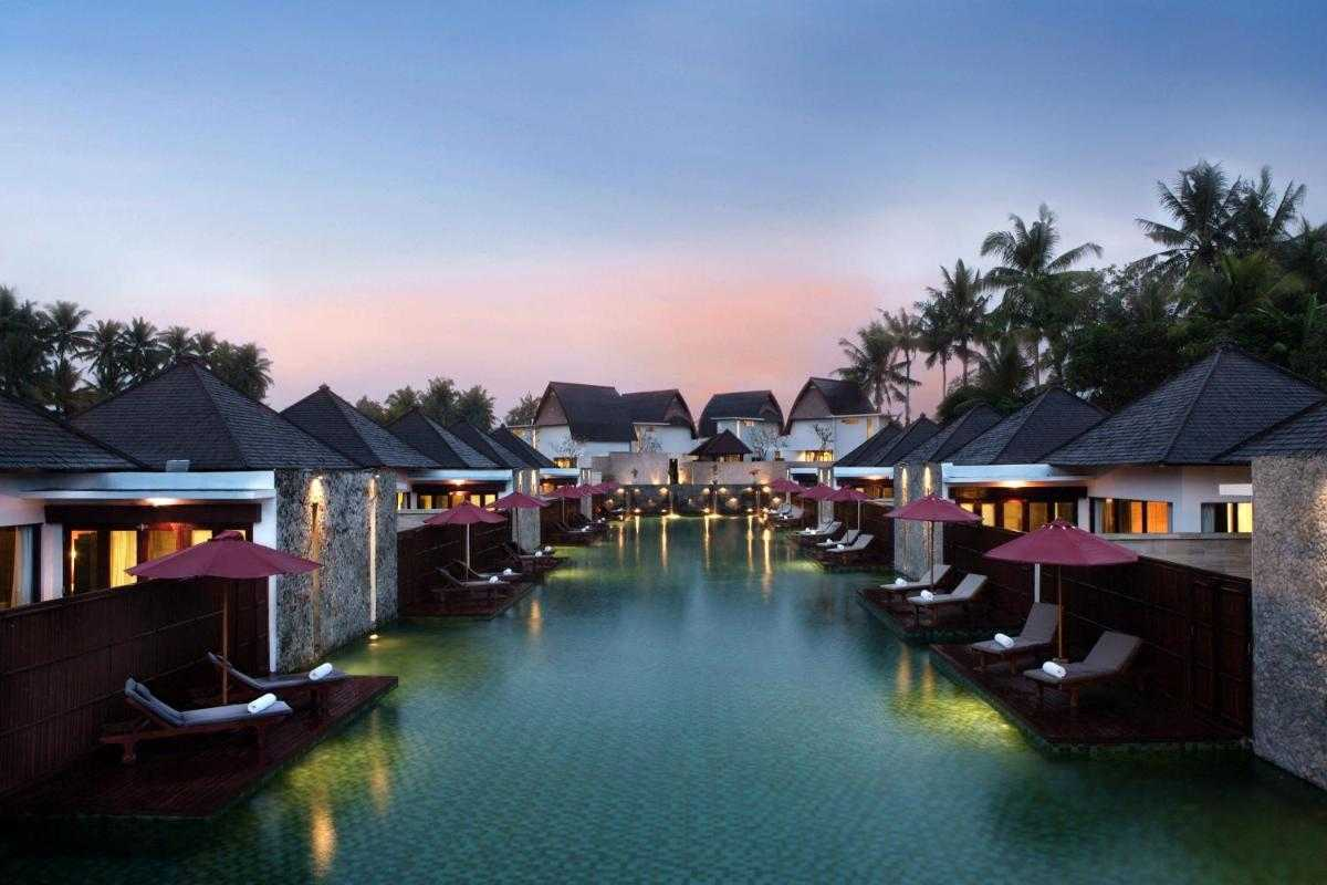 8 Stunning Water Villas In Bali For A Perfect Getaway
