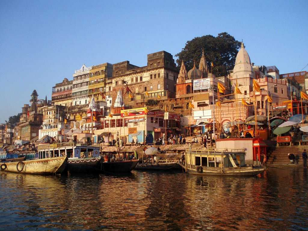 Ganga Ghat, Boating in Varanasi