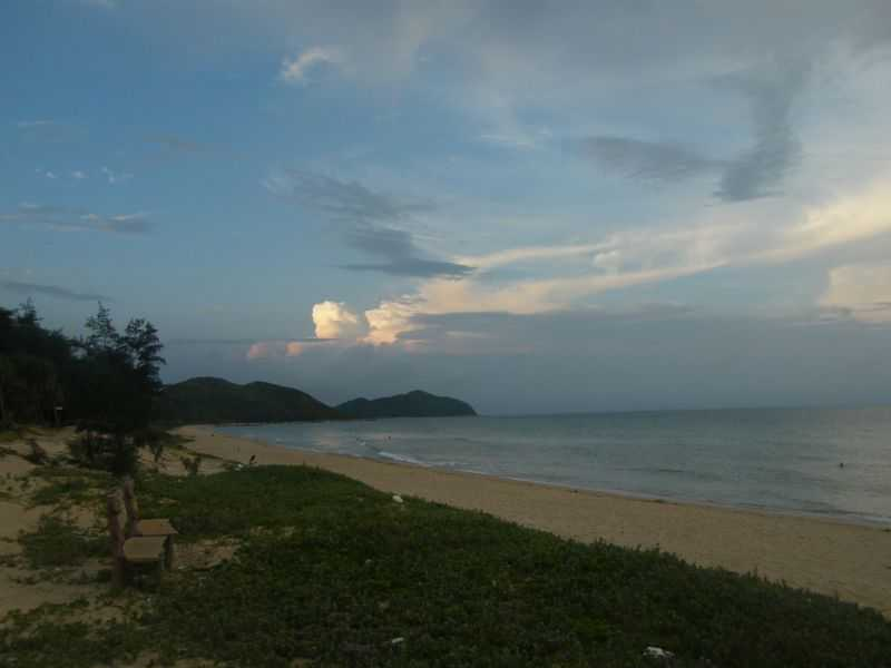 Quan Lan Beach Halong Bay