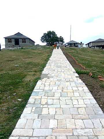 Bijli Mahadev Temple Route