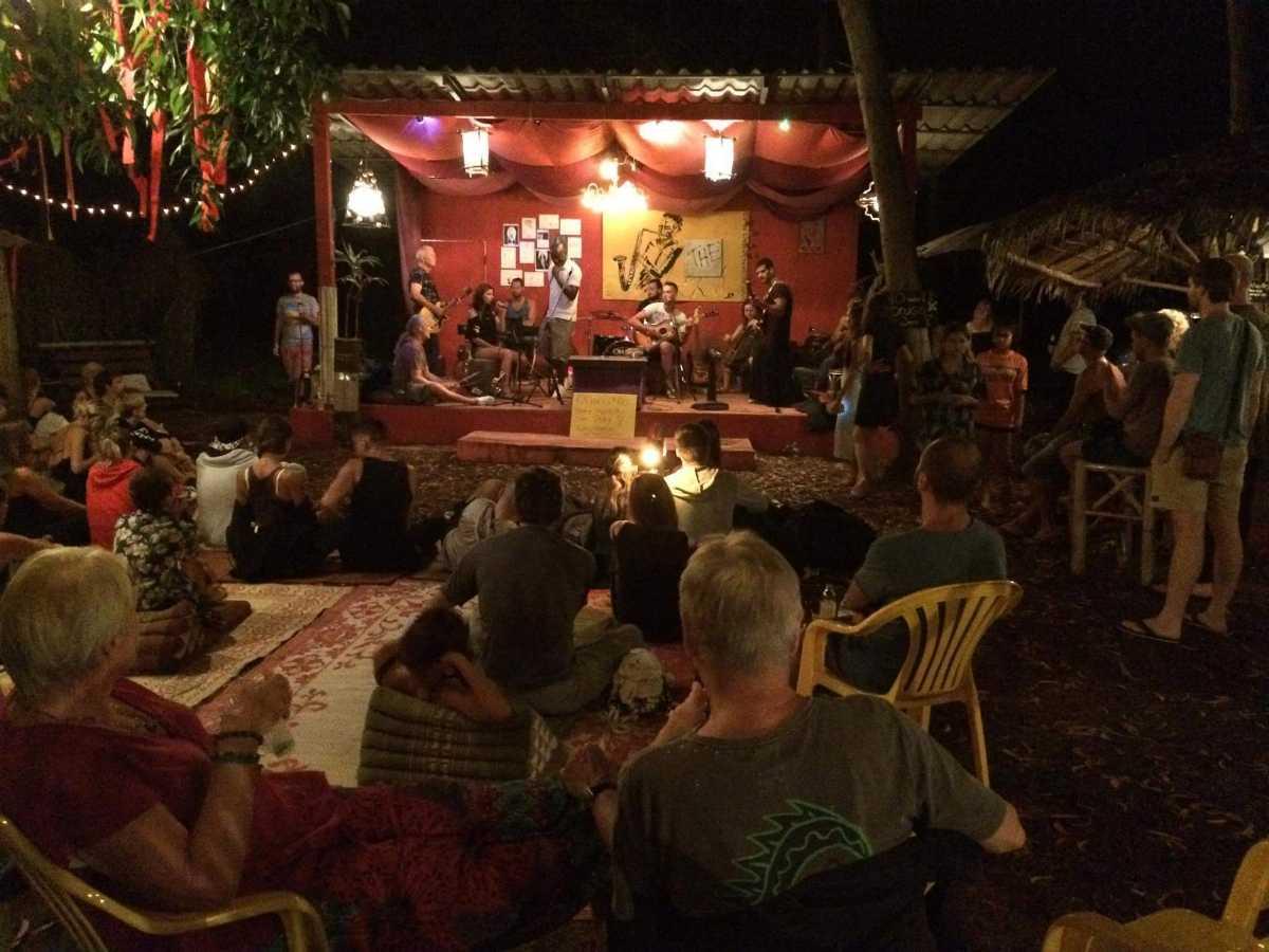 Jam Bar, Nightlife in Koh Phangan