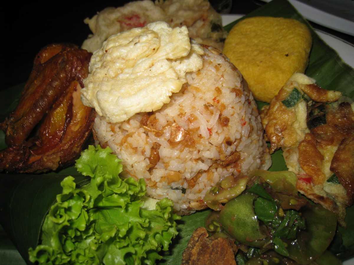 Food in Bandung