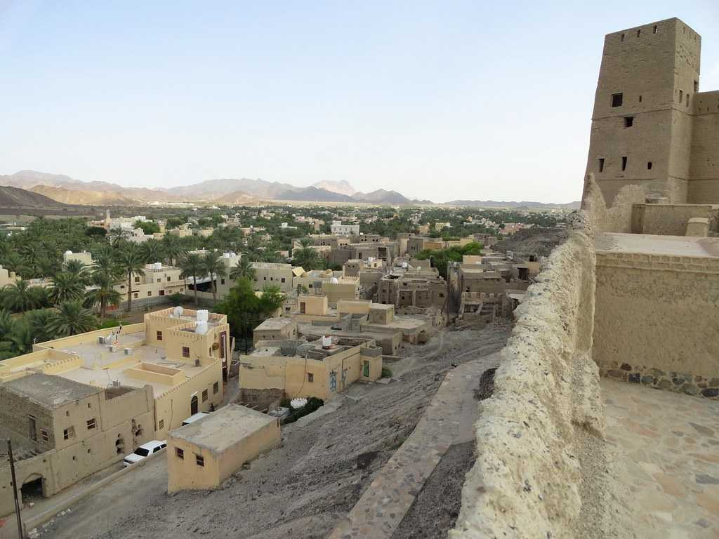 Bahla, Landscapes of Oman