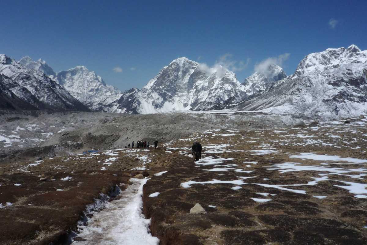 Kala Patthar in Nepal