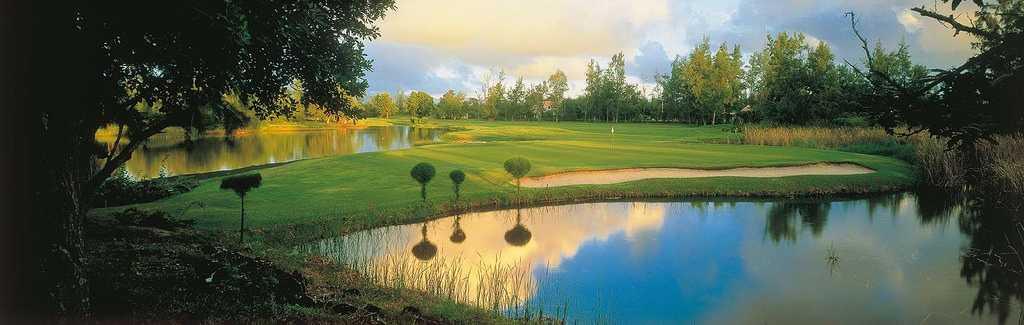 Legend Golf Course, golf courses in Mauritius