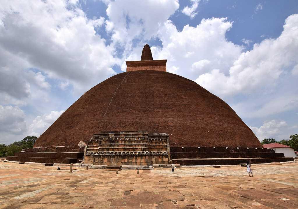 Anuradhapura, History of Sri Lanka