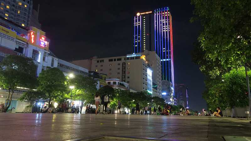 Nguyen Hue Walkway, Free Things to do in Ho Chi Minh City