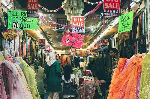 Best places to shop in Jakarta Pasar Baru