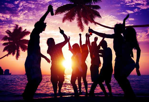 bachelor party destinations in india, goa