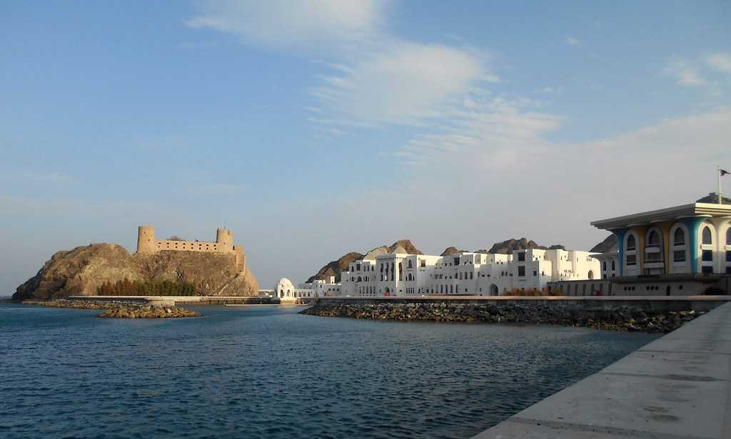 Muscat, Landscapes of Oman