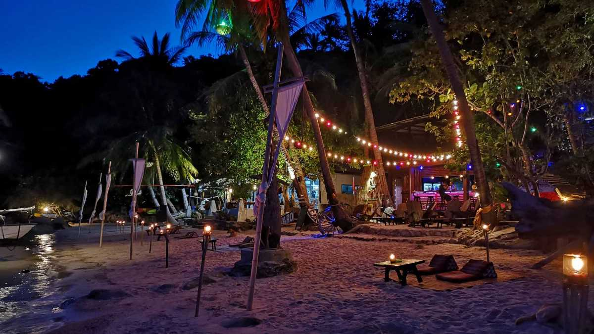 The Pirate Bar, Koh Tao