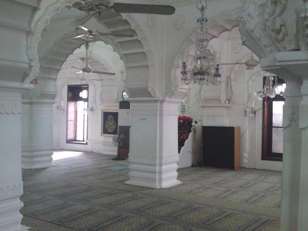 Jummah Masjid, Mauritius in September