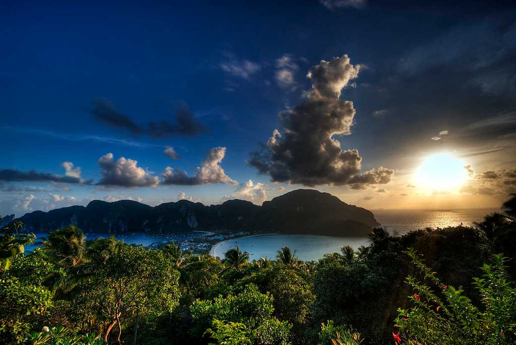 Phi Phi Viewpoint, Landscapes of Thailand