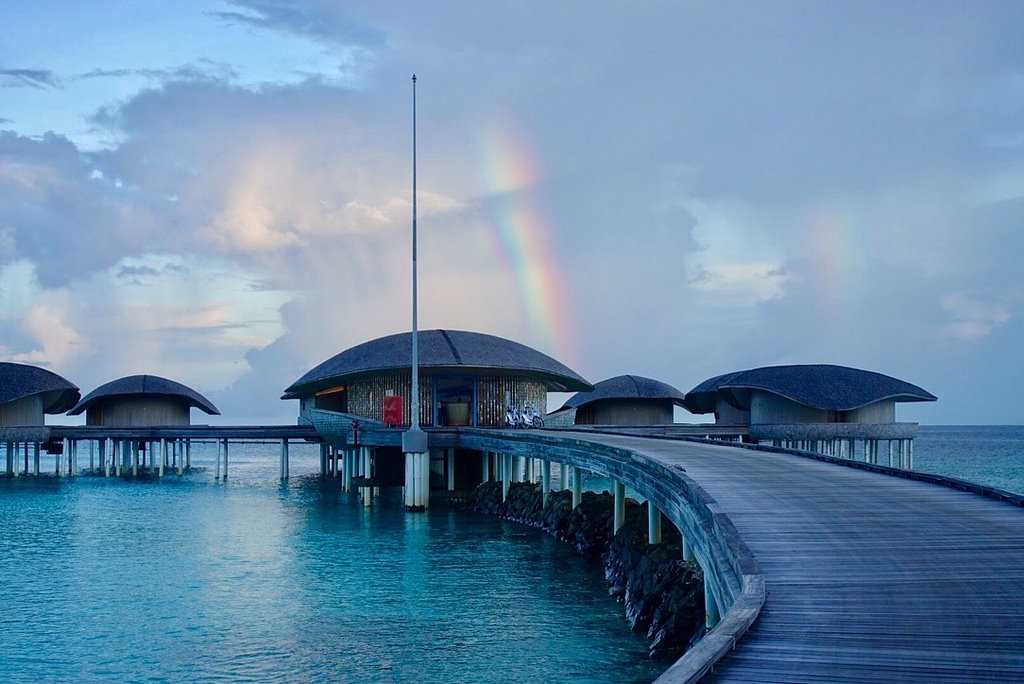 Iridium Spa at The St. Regis Maldives