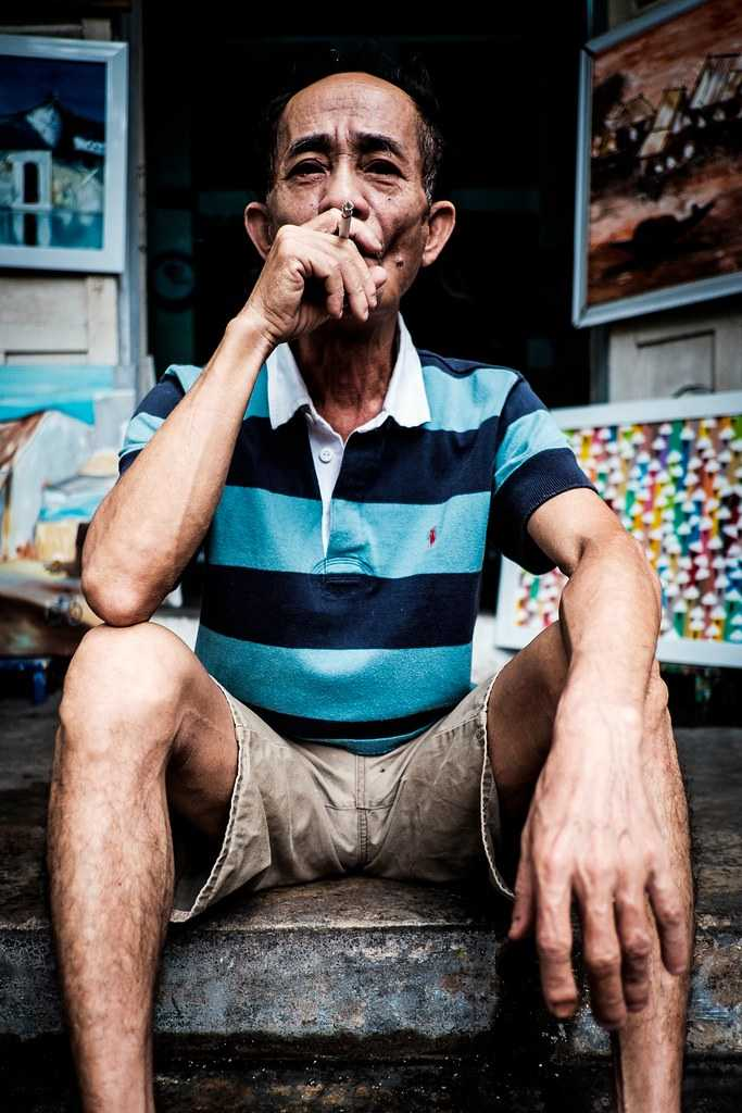 Smoking in Vietnam