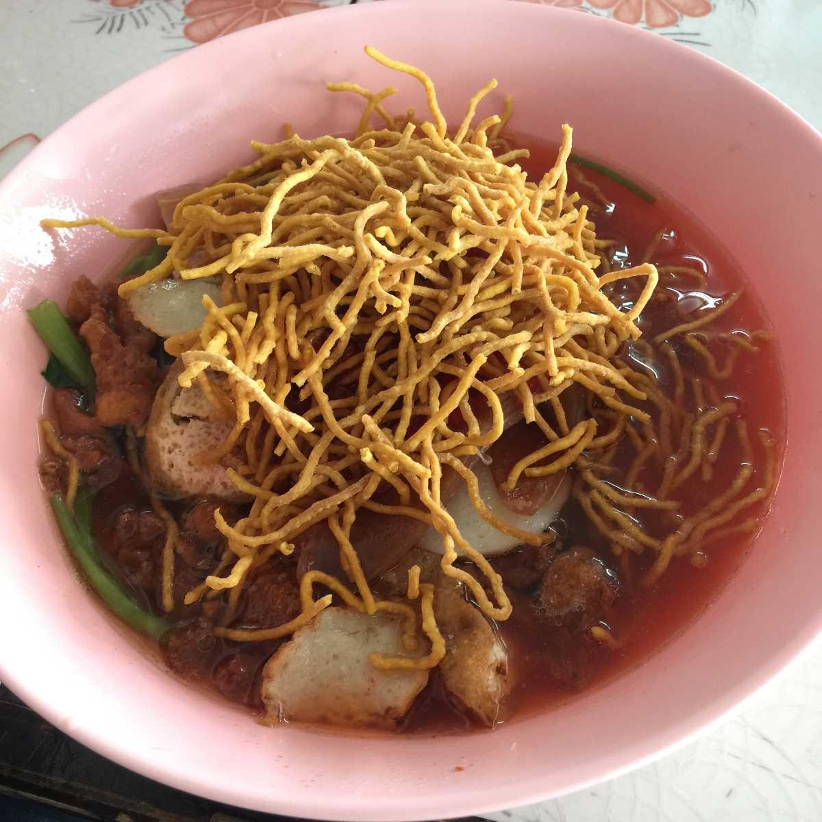 Food in Lampang
