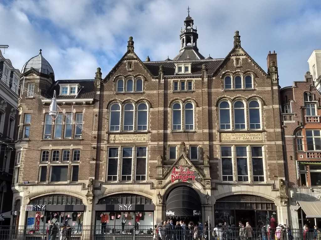 Amsterdam Dungeon Church, Amsterdam