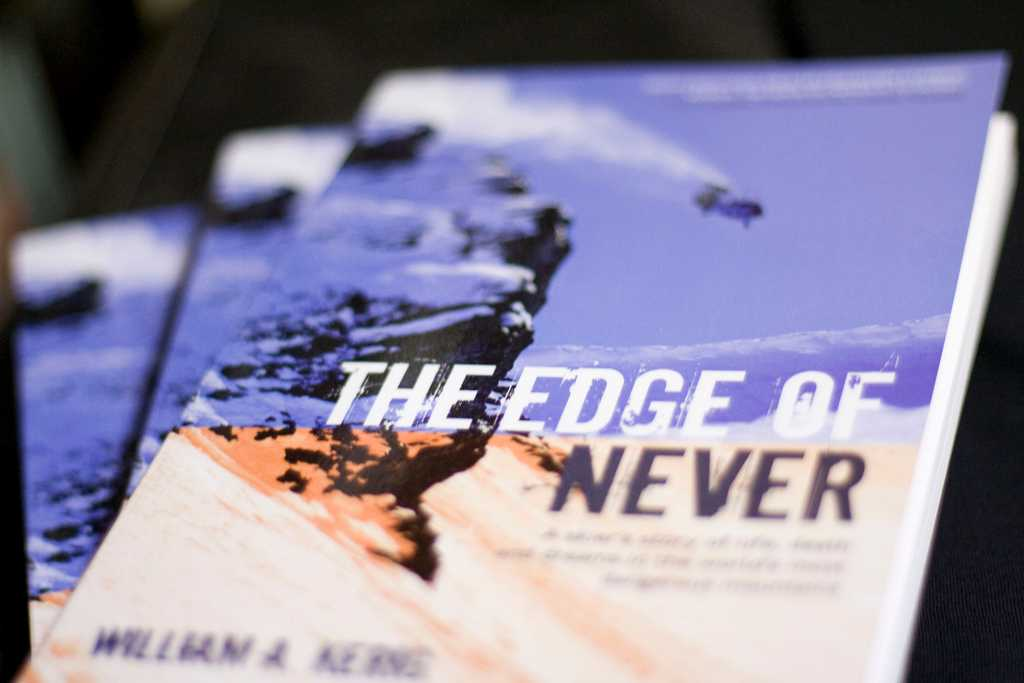 The Edge Of Never, travel documentaries