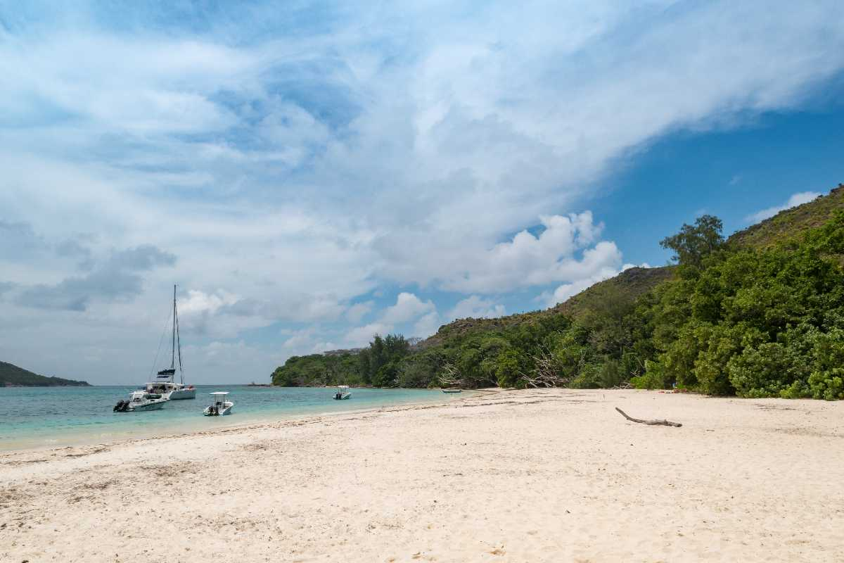 Curieuse Island, Island hopping in Seychelles