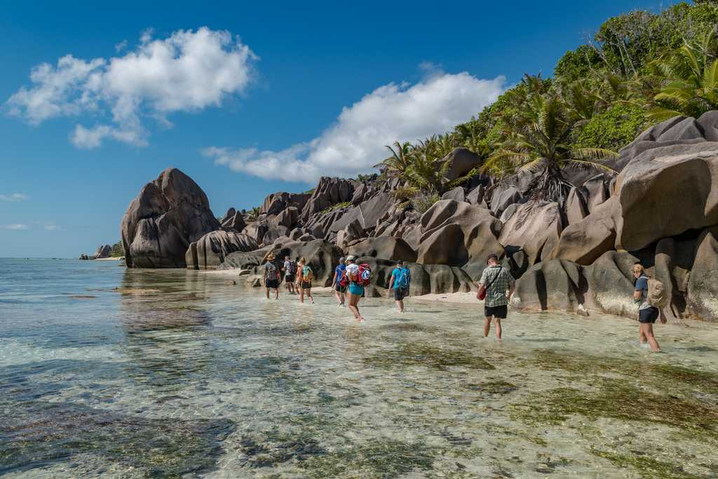 Hiking in Seychelles