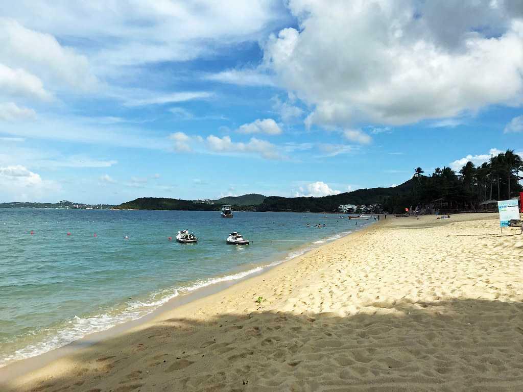 Bo Phut Beach, Koh Samui