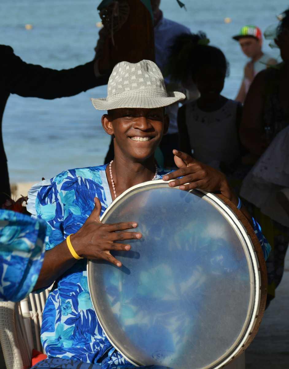 Mauritius culture, population