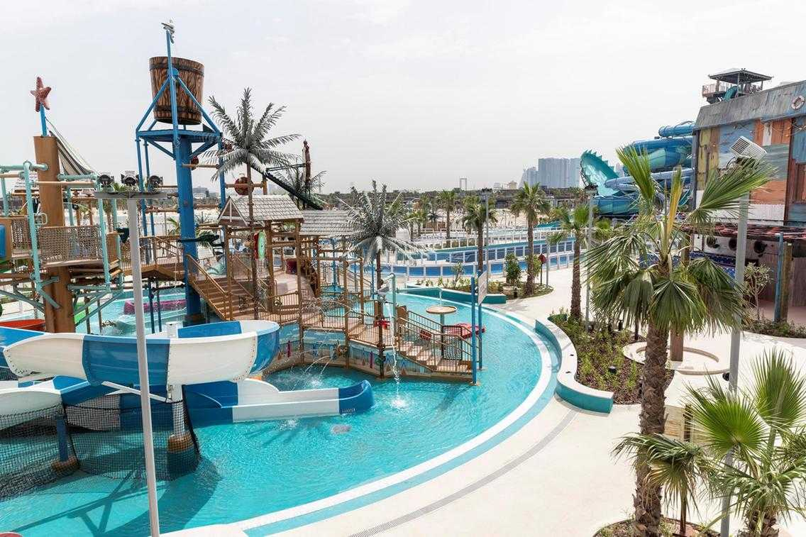 waterparks in dubai, laguna