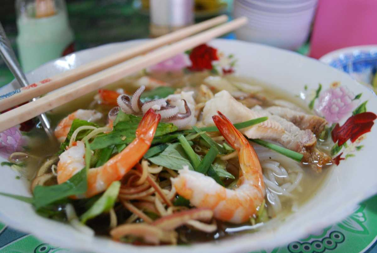 Street Food of Ho Chi Minh City