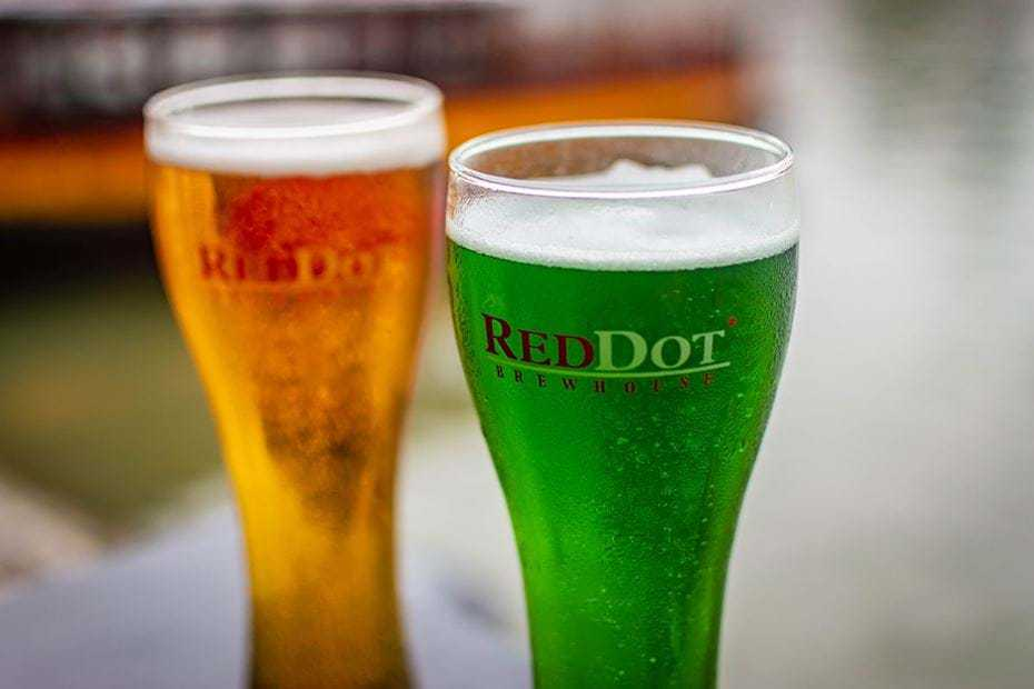 Kölsch by Red Dot Brewhouse Beer from Singapore
