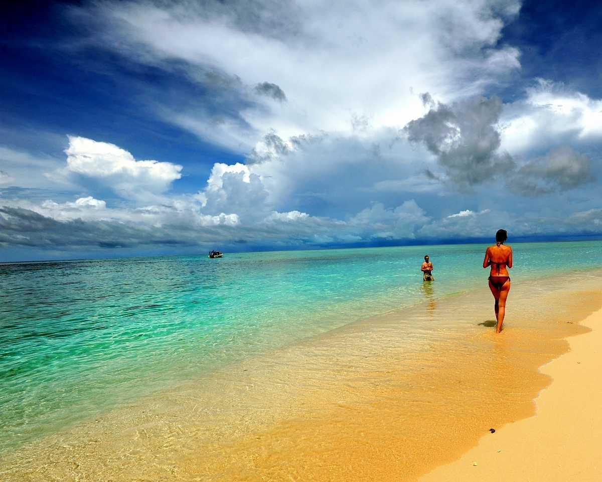 Sipandan Island, Diving in Malaysia