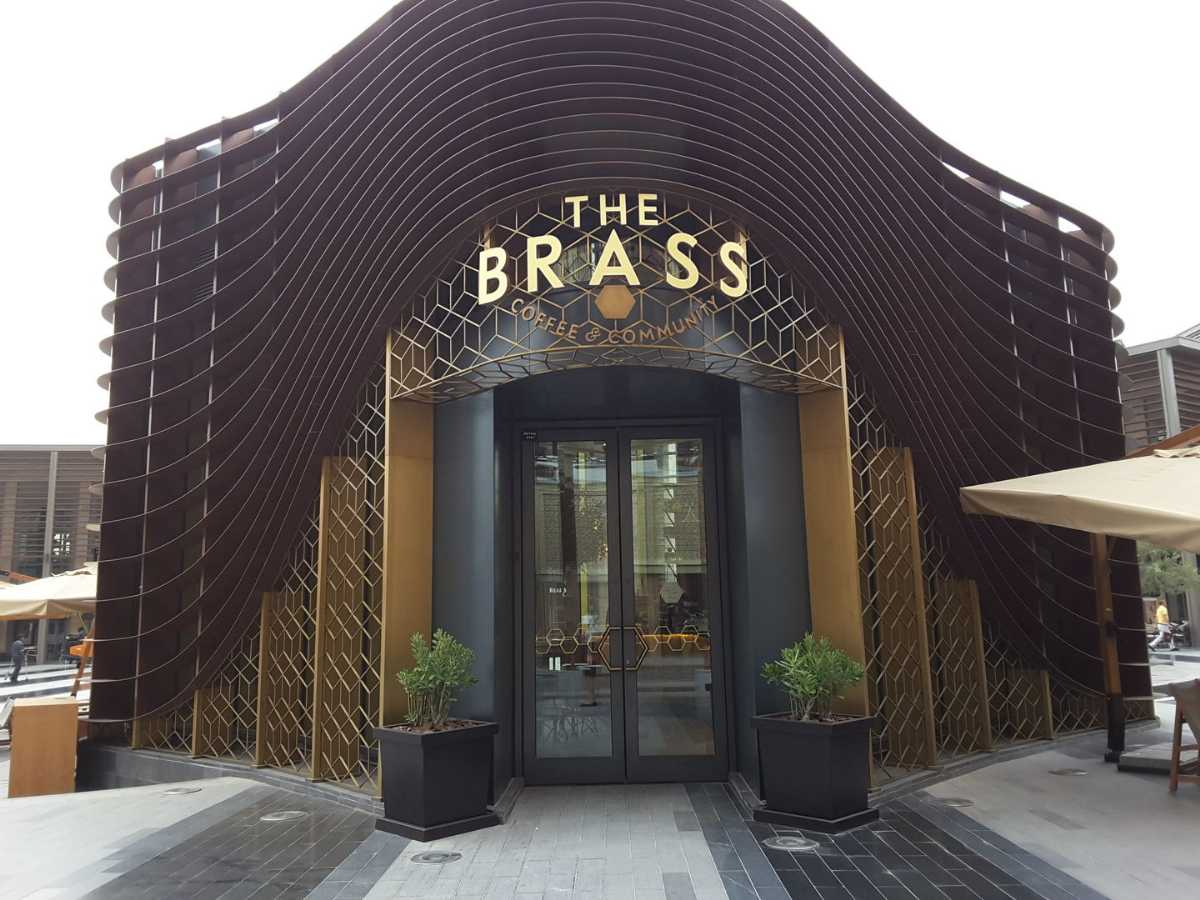 The Brass Dubai