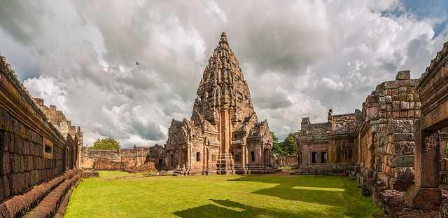 Phanom Rung, Ruins of Thailand