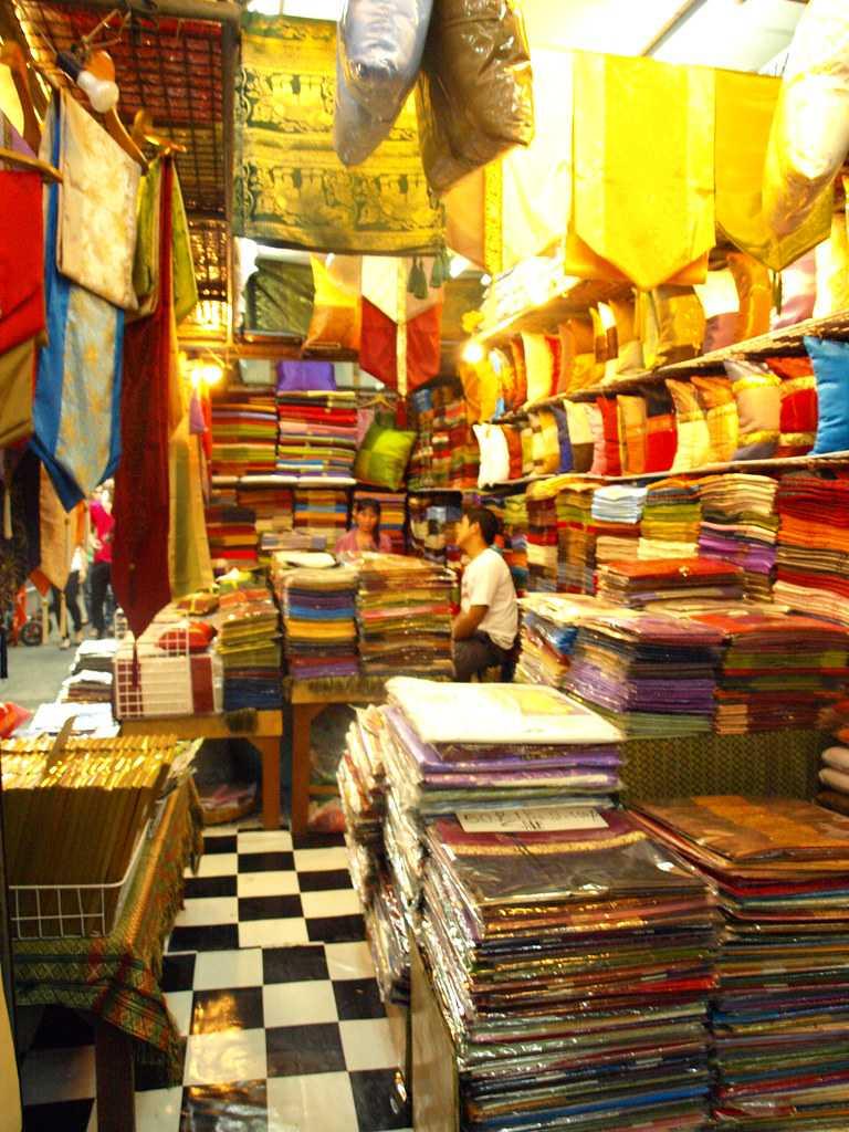 Thai Silk, Bangkok