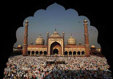 Eid-al-Fitr, Festivals of India